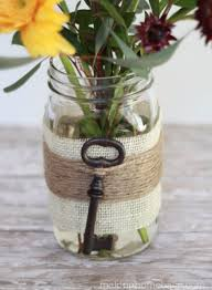 Mason Jar Home Decor Ideas 15 Impressive Diy Mason Jar Vase Ideas You U0027re Going To Fall In