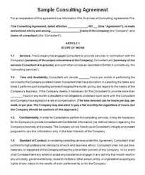 free consulting contract template writing a cv career change