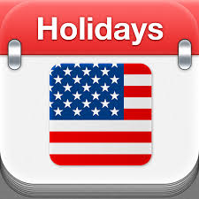 usa holidays dates 2014