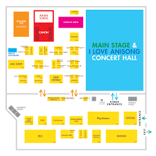 exhibitors anime festival asia thailand 2016 note floor plan is not drawn to scale and is correct at time of print anime festival asia reserves the right to change the booth placement and content