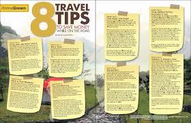 traveling tips images Have brains will travel tips for planning safe summer getaways jpg