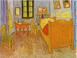 tableau de gogh la chambre vincent gogh la chambre à arles 1888 analyse d oeuvre