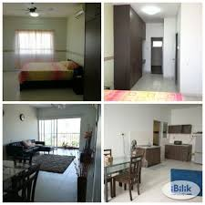master room with attached bathroom suria jelatek condo next to