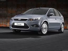 Ford Focus Eu 2008 Pictures Information U0026 Specs