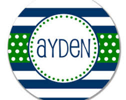 personalized baby plate plates etsy