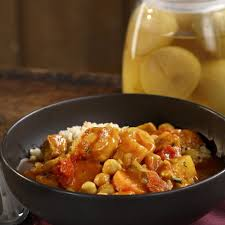 moroccan flavored pork ragu recipe eatingwell