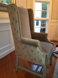 Wingback Chair Brisbane Best 25 Wingback Chair Covers Ideas On Pinterest Wingback Chair