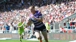 Seeking Leeds Wigan Shaun Wane Looking To Turn Up Heat On Table Topping