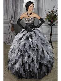 Ball Gown Wedding Dresses Uk 124 Best Black White Wedding Dresses Images On Pinterest