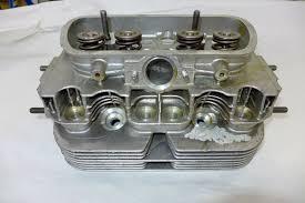 volkswagen beetle engine ahnendorp b a s cylinder heads single port vw beetle for 1500