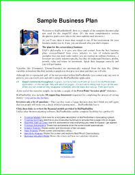 how to write business plan cover page for investors roiinvesting