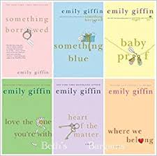 something blue emily giffin emily giffin 6 book set something borrowed something blue baby