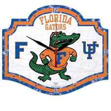florida gator fan gift ideas florida gators sports fan clocks ebay