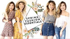 2017 spring fashion essentials guide with fashionbyally 2017