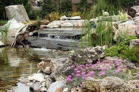 landscape water features design backyard and yard design for village