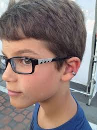 ear cuffs for pierced ears why ear cuffs are better than earrings for my boy homemadedad