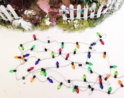 creative ideas miniature lights decor