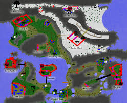 Bohemia Map Westeros Mapping Pw Phoenix