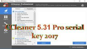 ccleaner serial key ccleaner pro 5 31 full crack license key free version plus serial key