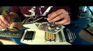 how to wire a broken guitar output jack youtube