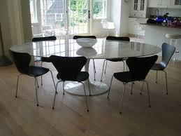 oval tulip table is also a kind of knoll eero saarinen oval dining