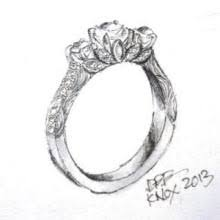 create your own ring your own custom wedding engagement ring with jewelers