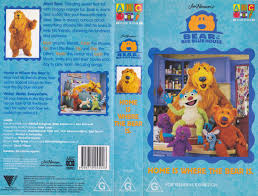 bear in the big blue house live on popscreen