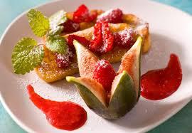 cuisiner figues fraiches 20 desserts aux figues fraîches femme actuelle