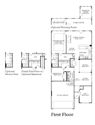 washington new home plan fredericksburg va del webb home