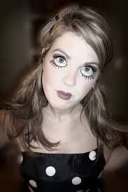 How To Do Doll Makeup For Halloween Kiss U0026 Makeup Confessions Of The Queen