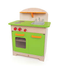 hape gourmet kitchen green in stock 79 99