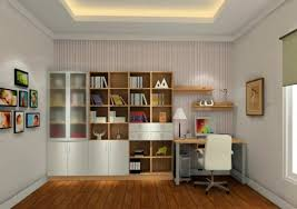 bibliothèque avec bureau intégré le bureau avec étagère designs créatifs archzine fr