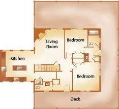 small log cabins floor plans log home living s 10 favorite small log cabins