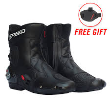 motorcycle boots and shoes pro biker speed ankle joint protective gear motorcycle boots moto