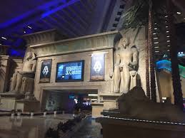 Luxor Vegas Buffet by Review Luxor Las Vegas Mgm Resort Miles From Blighty