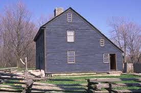 saltbox style home common and popular roof styles and shapes
