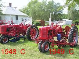 farmall c pics yesterday u0027s tractors