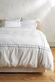 Anthropologie Bed Skirt Bellino Italian Tren Duvet Anthropologie