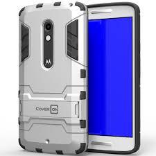 android maxx coveron for motorola droid maxx 2 moto x play hybrid stand