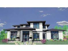 Floor Plan Modern House Plan 86039bw Master Down Modern House Plan With Outdoor Living