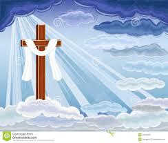 resurrection of jesus royalty free stock image image 23846306