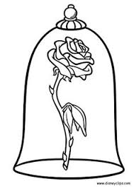 mrs potts beauty and the beast color page disney coloring pages