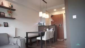 contemporary home interiors interior design singapore a contemporary home by 3d innovations