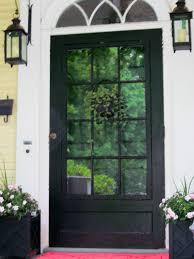 Exterior Doors Glass Front Doors With Glass Panels Door Decorations