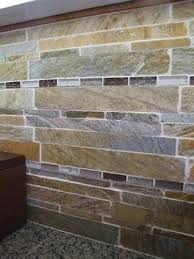 Slate Tile Backsplash Pictures And by Best 25 Slate Backsplash Ideas On Pinterest Kitchen Granite