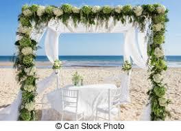 mariage en thailande photographies de stock de beau thaïlande plage voûte mariage