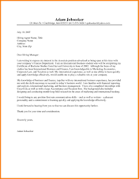 cover letter to college college cover letter sle college application cover