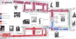 louvre museum floor plan index of reportajes 2005 datos viaje2005