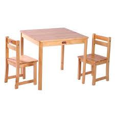cuisine ensemble table et chaises pour enfant en bois coloris