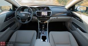 Honda Accord 2000 Interior 2016 Honda Accord Interior 004 The Truth About Cars